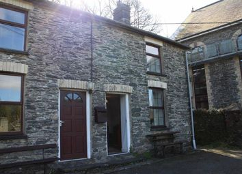 Thumbnail 2 bed terraced house for sale in Wesley Terrace, Pontrhydygroes, Ystrad Meurig