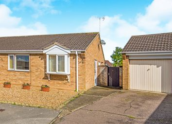 Thumbnail 2 bed semi-detached bungalow for sale in Hobart Way, Oulton, Lowestoft