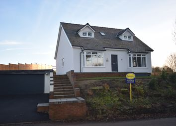Thumbnail 4 bed detached house for sale in Mile Bank, Whitchurch
