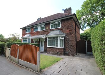 Thumbnail 3 bedroom semi-detached house for sale in Royal Oak Road, Wythenshawe, Manchester