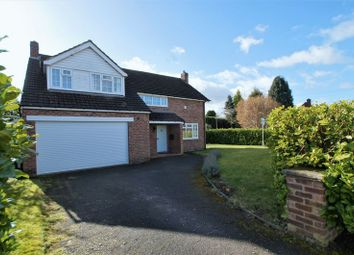 Thumbnail 5 bed property for sale in Brooklands Drive, Goostrey, Crewe