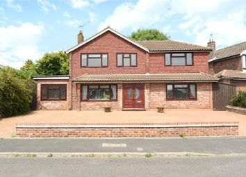 Thumbnail 4 bed property for sale in Wren Crescent, Bushey
