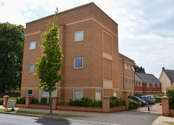 Thumbnail 2 bed flat to rent in Alfred Knight Close, Duston, Northampton