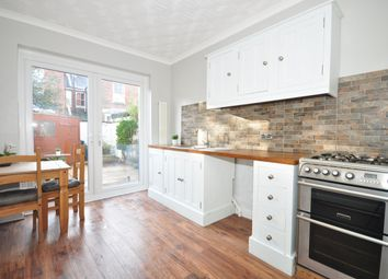 Thumbnail 3 bed terraced house to rent in Grayshott Road, Southsea