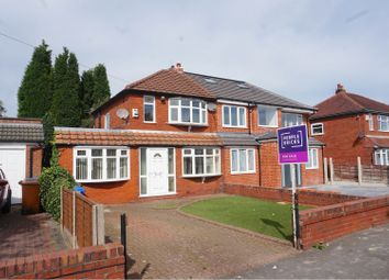 Thumbnail 2 bed semi-detached house for sale in Anson Road, Manchester