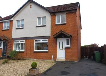 Thumbnail 3 bed semi-detached house for sale in Sauchie Street, Stirling