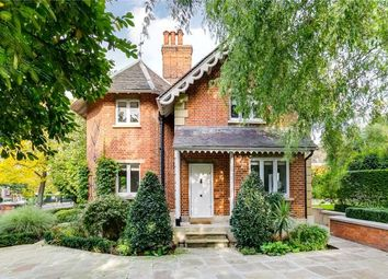 Thumbnail 3 bed detached house to rent in Abbotsbury Road, Kensington