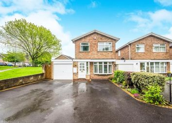 Thumbnail 3 bed link-detached house for sale in Ensbury Close, Willenhall, West Midlands