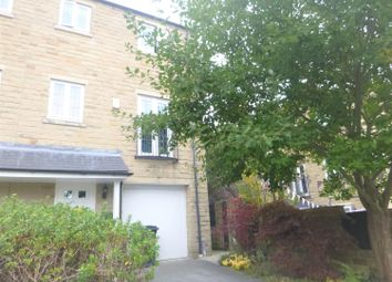 Thumbnail 4 bed town house to rent in 24 Ryestone Drive, Ripponden, Sowerby Bridge