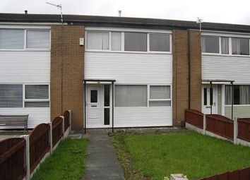 Thumbnail 3 bed town house to rent in Shireburn Avenue, Tong Fold, Bolton