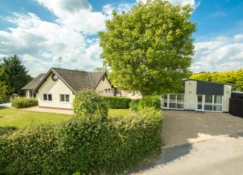 Thumbnail 5 bedroom detached house for sale in Rectory Road, Kedington, Haverhill