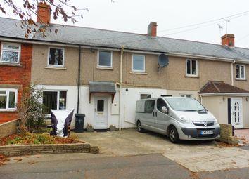 Thumbnail 3 bedroom terraced house for sale in Chestnut Avenue, Swindon