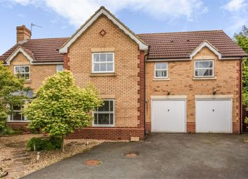 Thumbnail 5 bedroom detached house for sale in Halleypike Close, Newcastle Upon Tyne, Tyne And Wear