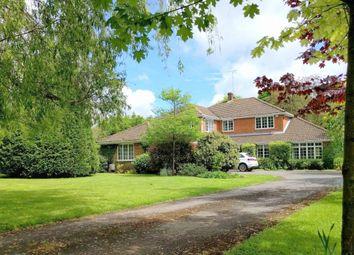 Thumbnail 4 bedroom detached house for sale in Grosvenor Road, Soldridge, Medstead, Hampshire