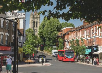 Thumbnail 2 bed detached house for sale in Poplar Lane, Beckenham, Greater London