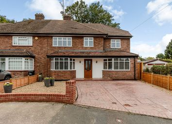 Thumbnail 4 bed semi-detached house for sale in Hazelwood Grove, South Croydon, London