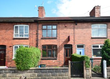 Thumbnail 2 bed town house to rent in Fletcher Road, Stoke-On-Trent