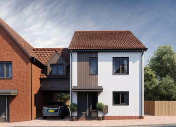 Thumbnail 3 bed link-detached house for sale in Westmill Place, Manor Road, Haverhill