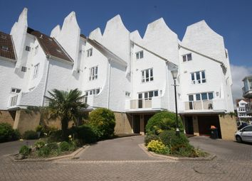 Thumbnail 4 bedroom town house to rent in Lake Avenue, Hamworthy, Poole