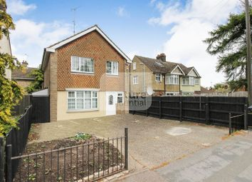 Thumbnail 3 bed detached house for sale in Swanston Grange, Dunstable Road, Luton