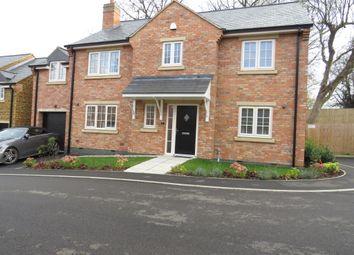 4 bed detached house for sale in Minstrel Close, Isham, Kettering NN14