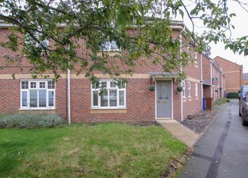 Thumbnail 3 bed semi-detached house for sale in Black Eagle Court, Burton-On-Trent