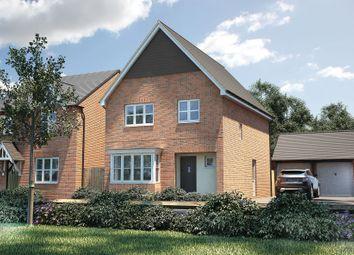 "Thumbnail 4 bed detached house for sale in ""The Bredon"" at Redbridge Lane, Nursling, Southampton"