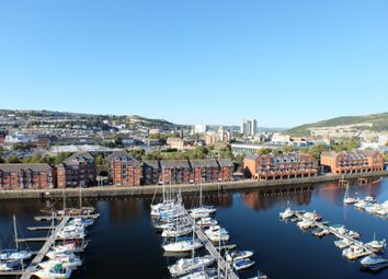 Thumbnail 2 bed flat for sale in Maritime Quarter, Maritime Quarter, Swansea