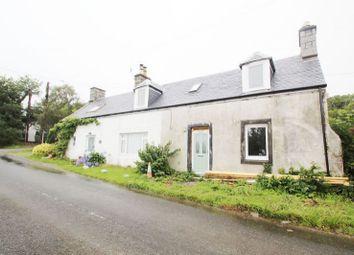 Thumbnail 2 bed semi-detached house for sale in Woodlands, Caulkerbush, Southwick, Dumfries DG28Aj