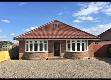 Thumbnail 3 bed detached bungalow for sale in Testwood Lane, Totton
