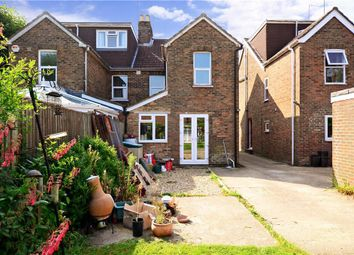 Thumbnail 4 bed semi-detached house for sale in Crawley Road, Horsham, West Sussex