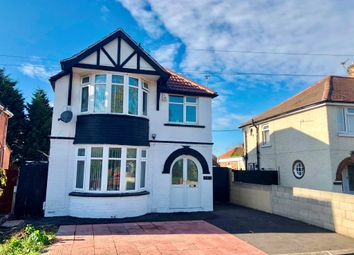 Thumbnail 3 bed detached house for sale in Sinfin Lane, Sinfin, Derby