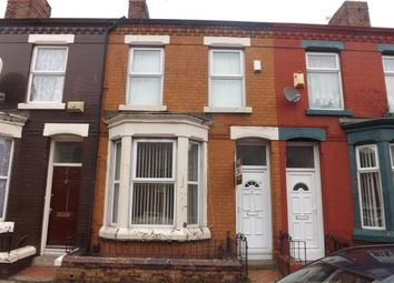 Thumbnail 3 bed terraced house for sale in Molyneux Road, Kensington, Liverpool, Merseyside