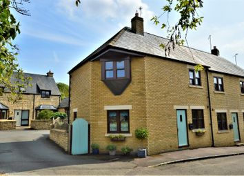 Thumbnail 3 bed cottage for sale in Forest Approach, Kings Cliffe, Peterborough