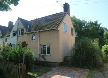 Thumbnail 3 bedroom end terrace house for sale in Bowthorpe Road, Norwich, Norfolk
