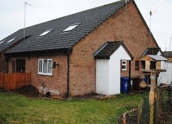 Thumbnail 1 bedroom flat to rent in Nightingale Close, Mildenhall, Bury St. Edmunds
