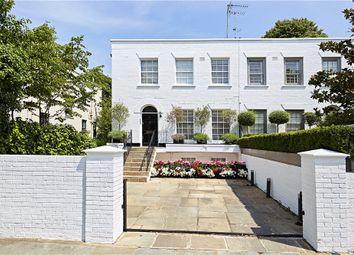 Thumbnail 5 bedroom semi-detached house for sale in Pembroke Gardens, Kensington, London