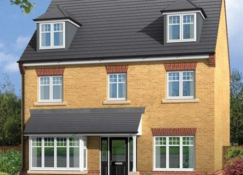"Thumbnail 4 bed detached house for sale in ""The Grassington"" at Bedford Farm Court, Crofton, Wakefield"