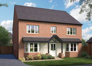 "Thumbnail 5 bed detached house for sale in ""The Winchester"" at Queens Drive, Nantwich"