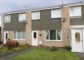 Thumbnail 3 bedroom terraced house for sale in Oakley Drive, Eastfield Green, Cramlington