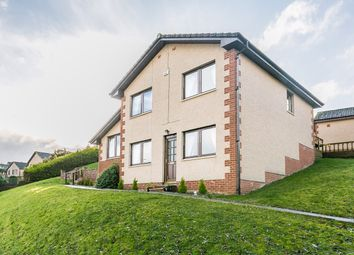 Thumbnail 3 bed detached house for sale in Catrail Road, Galashiels