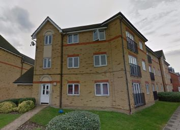 Thumbnail 2 bed flat to rent in Hill View Drive, Thamesmead, London