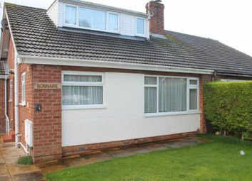 Thumbnail 2 bed semi-detached bungalow to rent in Mendip Close, Cheltenham