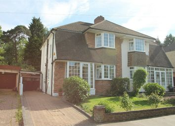 Thumbnail 3 bed semi-detached house for sale in Palace View, Shirley, Croydon, Surrey