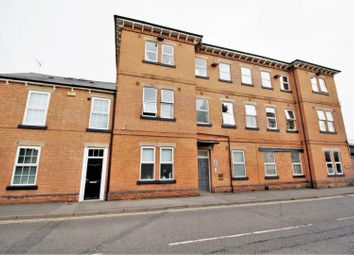 Thumbnail 2 bed flat to rent in 220 Siddals Road, Derby