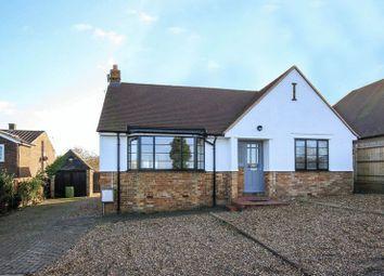 Thumbnail 3 bed bungalow for sale in The Baulk, Cheddington, Leighton Buzzard