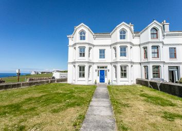 Thumbnail 7 bed end terrace house for sale in Ballaquane Road, Peel, Isle Of Man