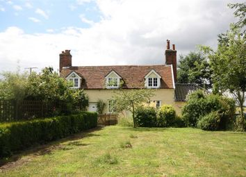 Thumbnail 3 bed cottage for sale in Main Road, Woolverstone, Ipswich