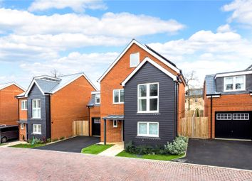 Thumbnail 5 bed detached house for sale in Four Oaks, Oxted, Surrey