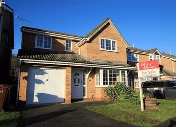 4 bed detached house for sale in Royal Drive, Flint, Flintshire CH6